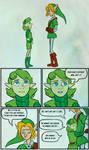 Zelda: Different