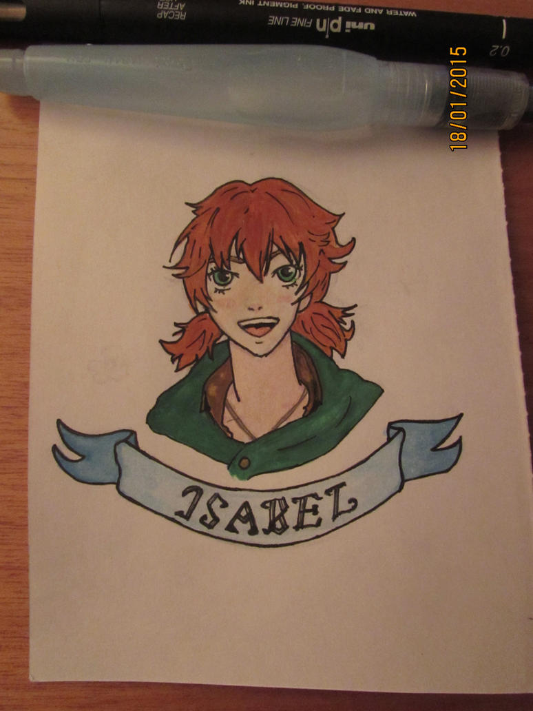 Isabel Magnolia by catarinasbm
