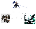 Hexafusion Sephiroth By Dafirus Ver2 by Dafirus