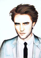 Robert Pattinson by TomsGG