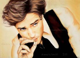 Robert Pattinson GQ II by TomsGG