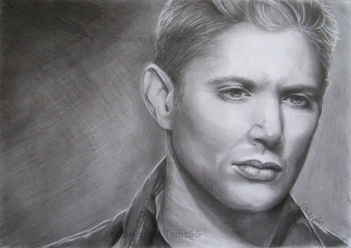 Dean Winchester II by TomsGG
