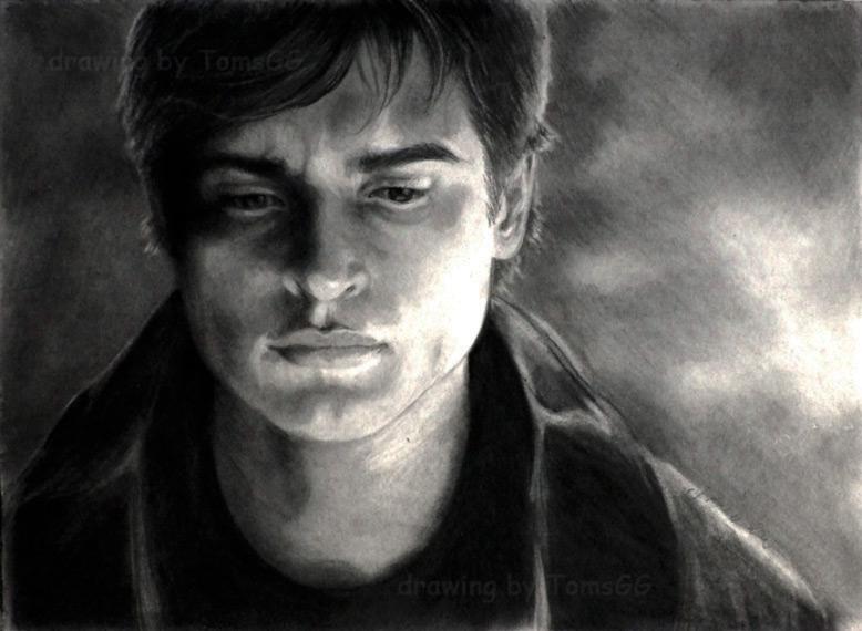 Dark Clark Kent by TomsGG