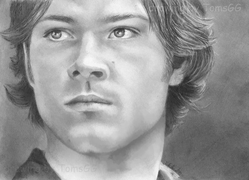 Sam Winchester IV by TomsGG