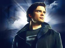Clark Kent - the Blur by TomsGG