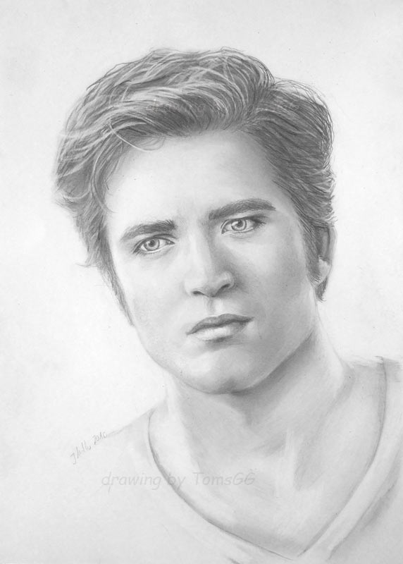 Edward Cullen Eclipse By Tomsgg On Deviantart
