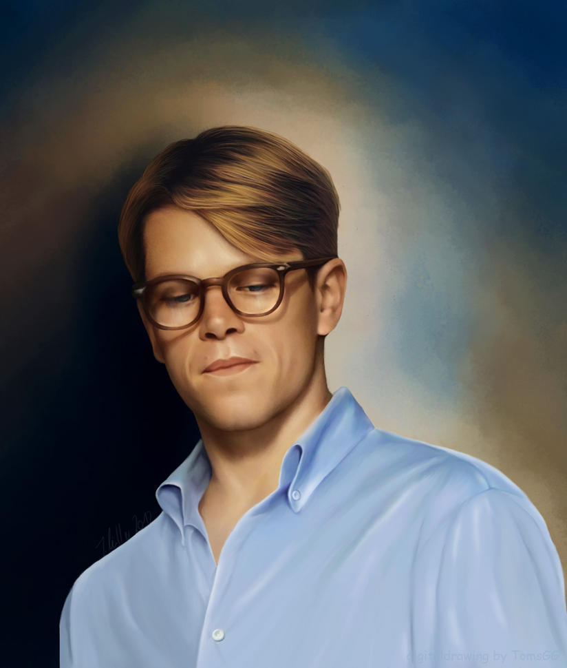Mr. Tom Ripley by TomsGG