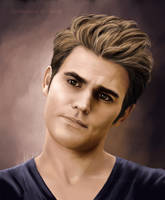 Stefan Salvatore - TVD by TomsGG