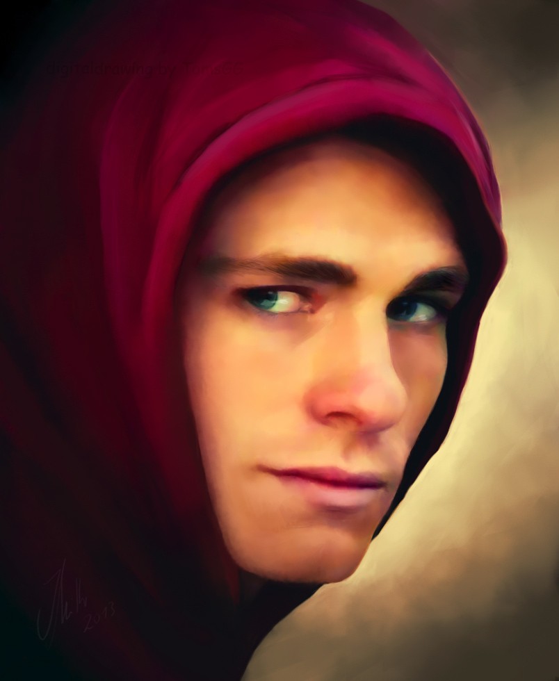 Colton Haynes - Roy Harper - Arrow by TomsGG