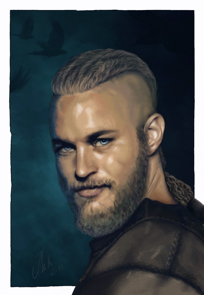 Hairstyle Guide For Ragnar Lothbrok Hair