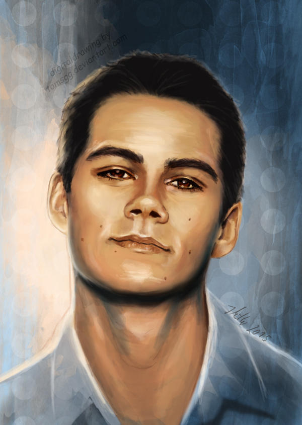 Stiles Stilinski - Teen Wolf by TomsGG