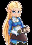 Nerd Zelda