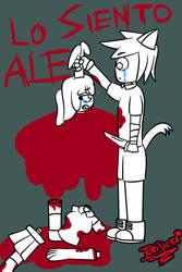 I'm sorry Alejandra... by iorilicea