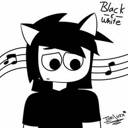 Black and White by iorilicea
