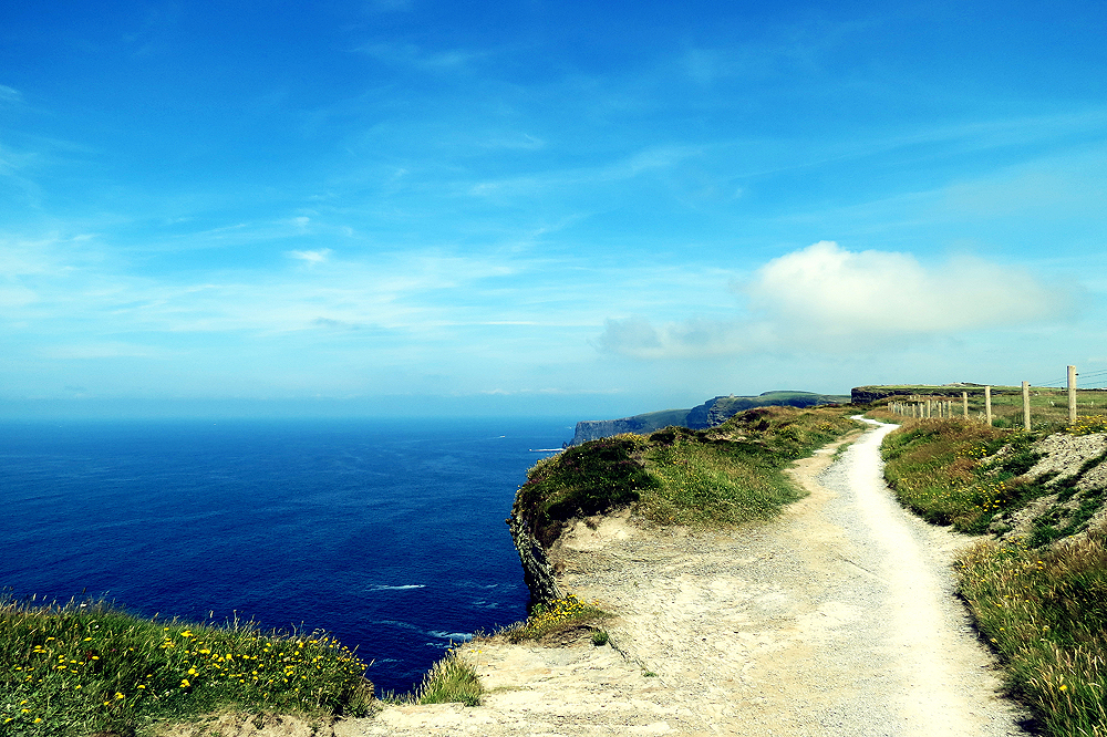 Summertime Path