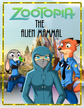Zootopia's... Alien?