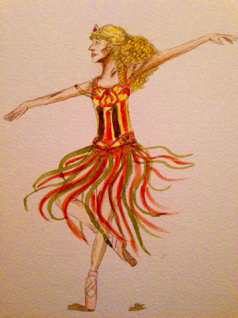 Meg Giry, Are You A Dancer? by TheRandomPhangirl