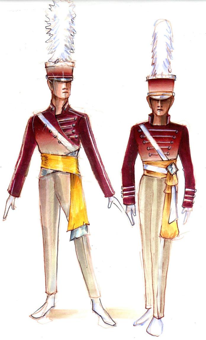 Drum Corps Uniform 57