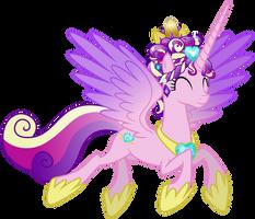 The Crystal Princess by JordiLa-Forge