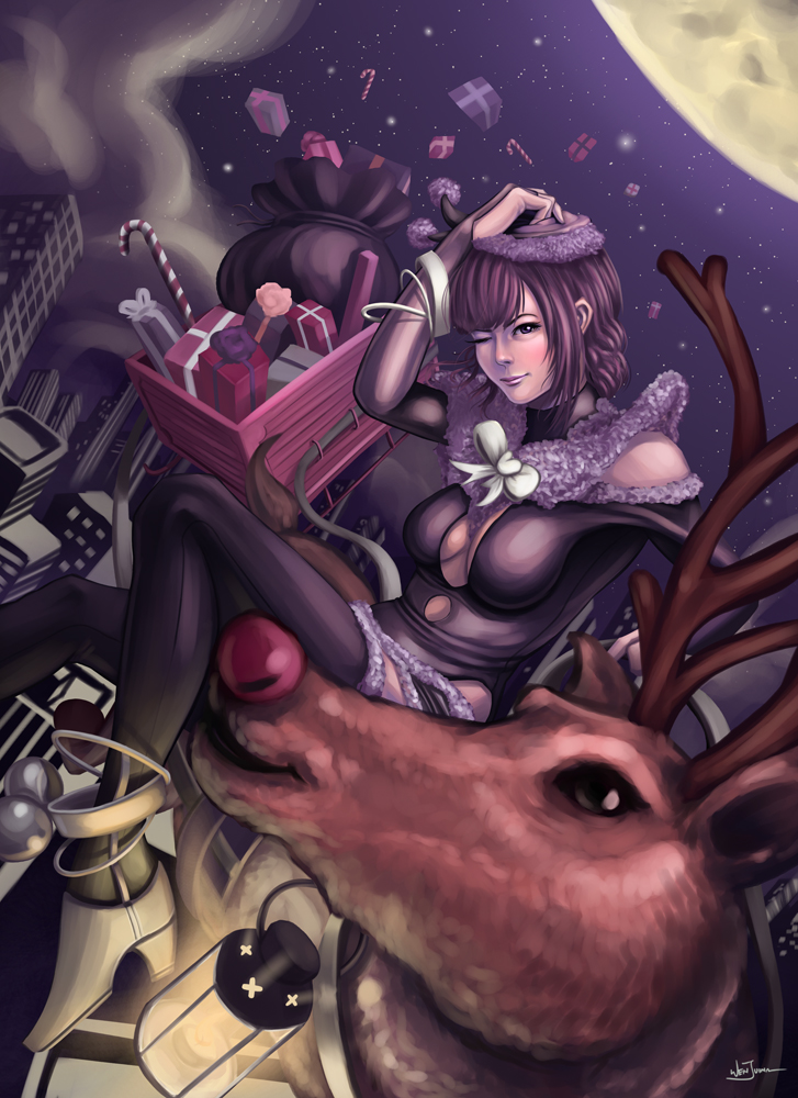 xmas duty by poibuts