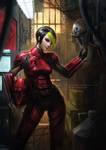 Headhunter - Female Dragoon