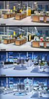 Xenonauts - Research Lab