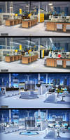Xenonauts - Research Lab