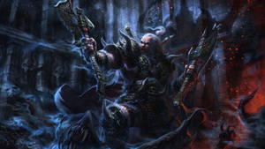 Diablo III Reaper of Souls - Barbarian