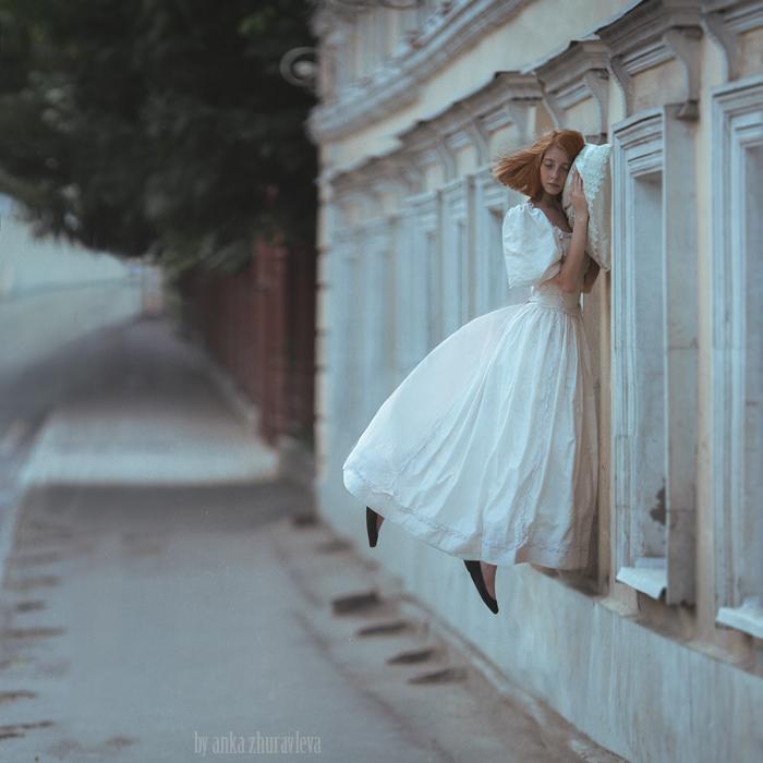 daydream in Moscow by ankazhuravleva