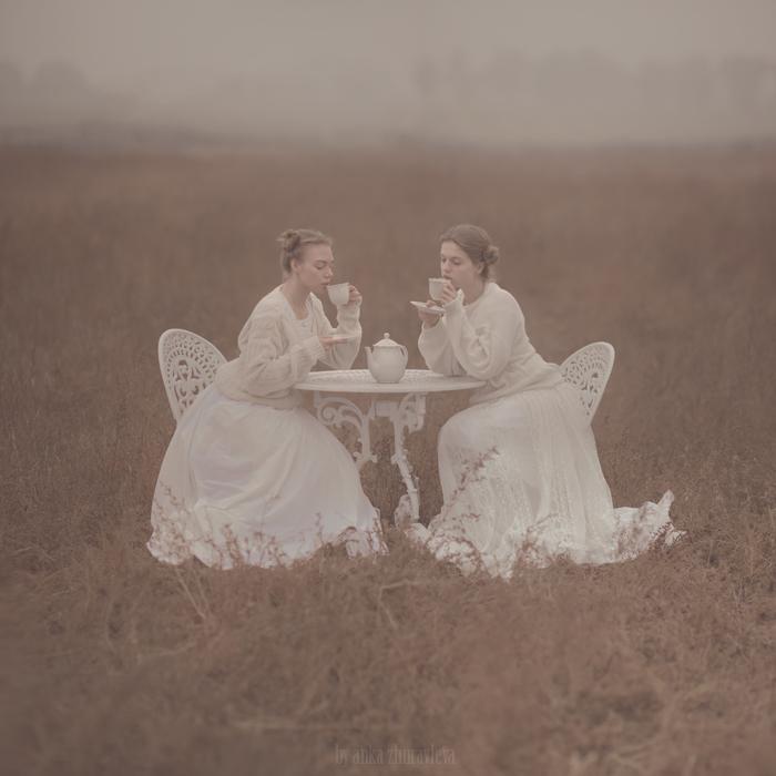 White-tea-time Sm by ankazhuravleva