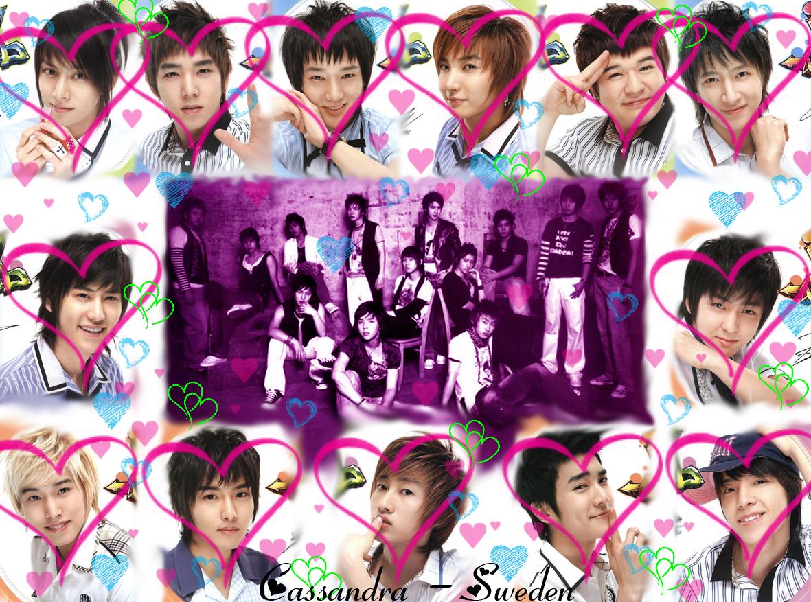Super Junior Hwaiting 2 by Lolita-Nightmare