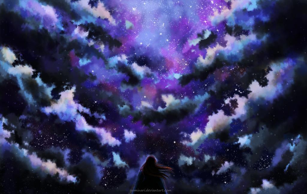 Look up! by Yuminari