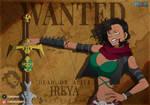 Ireya card [One Piece OC]