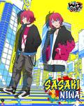 Sasaki Niwa [HypMic OC Character sheet]