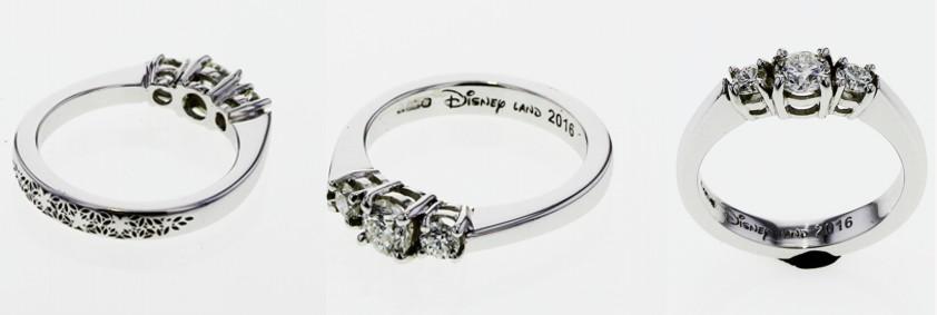 Sammy engagement rings by bthirtyone