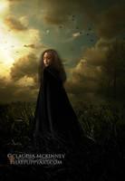 Blackbird Sings by Phatpuppyart-Studios