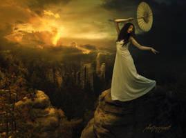 Trip the Light Fantastic by Phatpuppyart-Studios