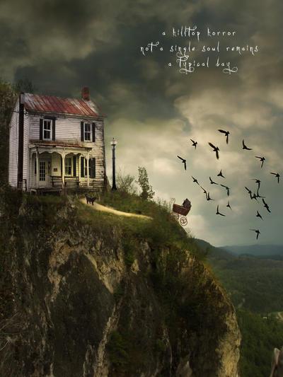 Hilltop Horror by Phatpuppyart-Studios