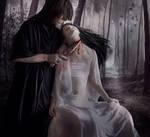The Beheading by Phatpuppyart-Studios