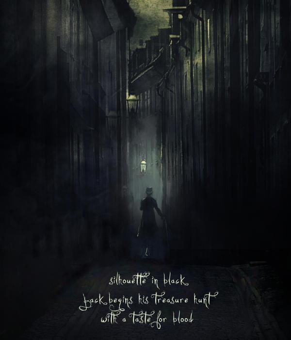 Jack's Treasure Hunt by Phatpuppyart-Studios