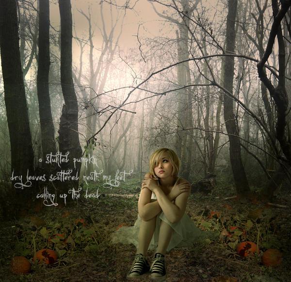 Stunted Pumpkin by Phatpuppyart-Studios