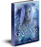 Give Me by Phatpuppyart-Studios