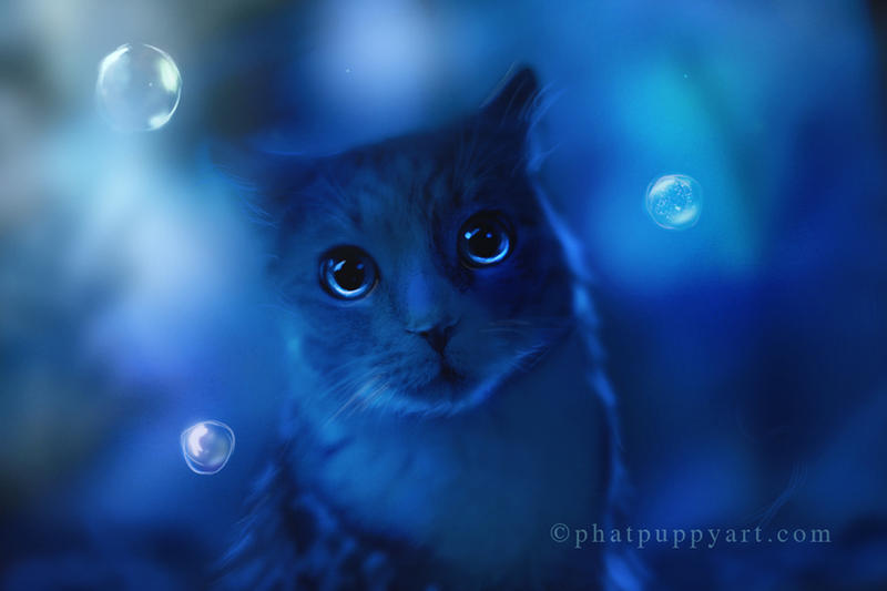 Whisper by Phatpuppyart-Studios