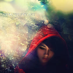 Daydreams of Red Riding Hood