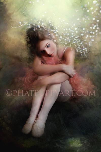 Thumbelina by Phatpuppyart-Studios