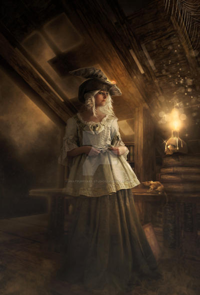 Mystic's Dream by Phatpuppyart-Studios