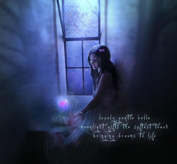 Belle by Phatpuppyart-Studios