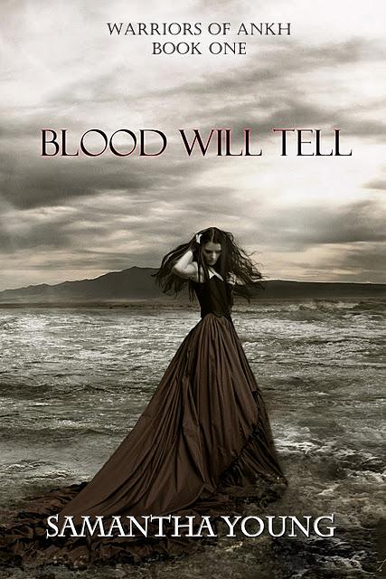 Blood Will Tell by Phatpuppyart-Studios