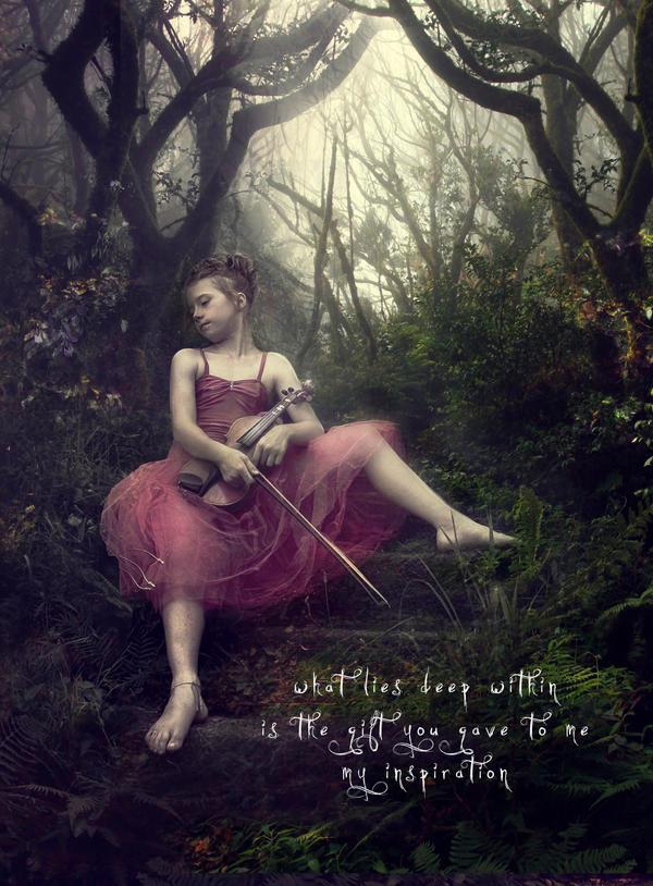 Within Me by Phatpuppyart-Studios