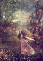 I Long to be a Princess by Phatpuppyart-Studios